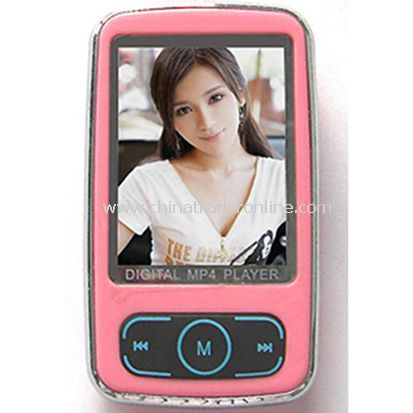 2.0 inch 260K TFT MP4 Player
