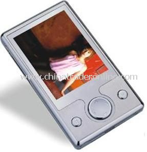 2.4inch TFT 4GB MP4 Player from China