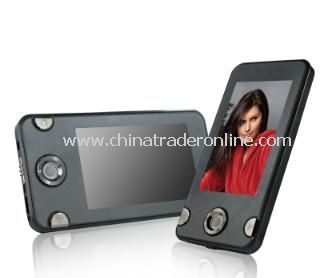 3.0 inch TFT MP4 Player Rolling Touch