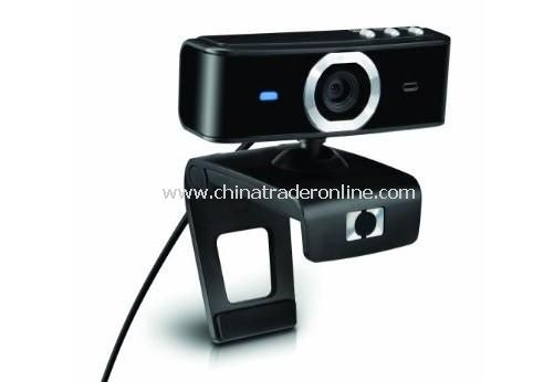 8.0 MP Deluxe Webcam