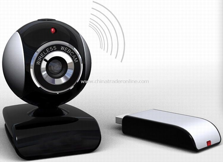 Wireless Webcam