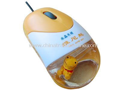 Liquid Wired Optical Mouse