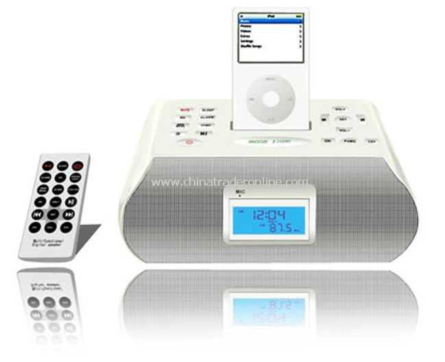 Bluetooth Speaker, Mini Speaker for iPod/iPhone