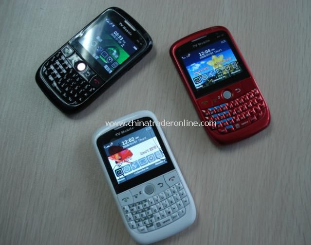 Mini Blackberry Touch PDA with TV