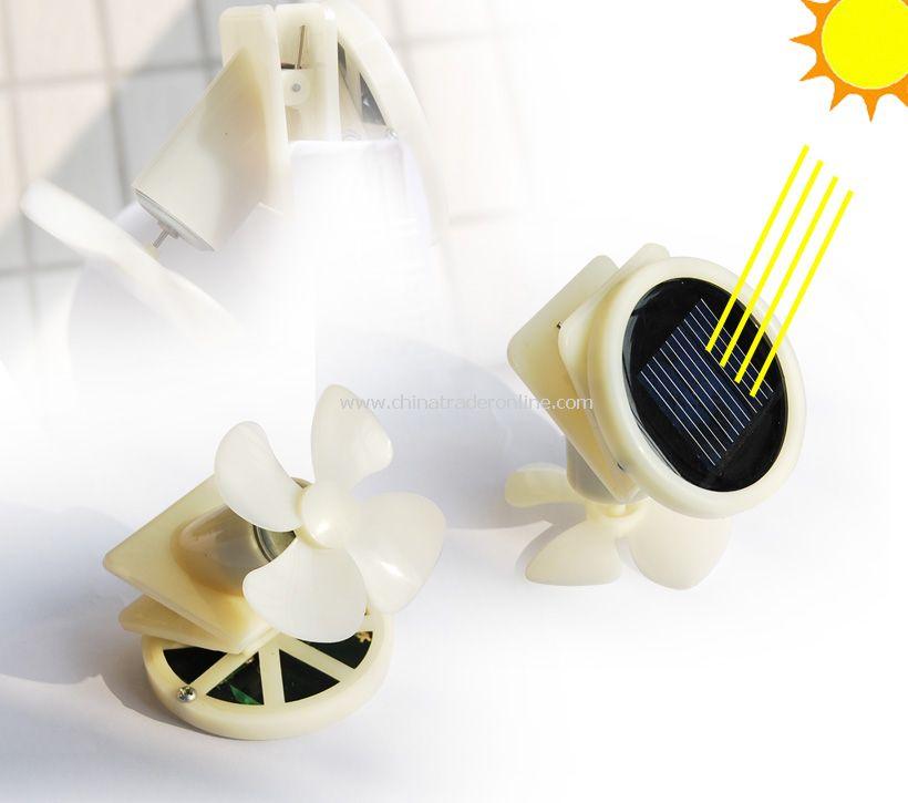 Solar Fan Clip