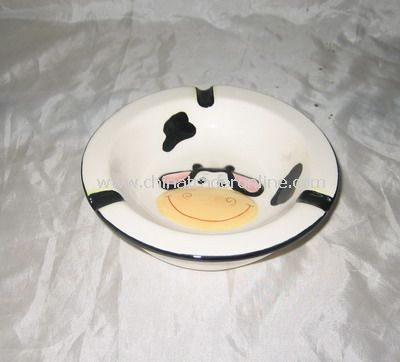 Ceramic Cigarette Ashtray