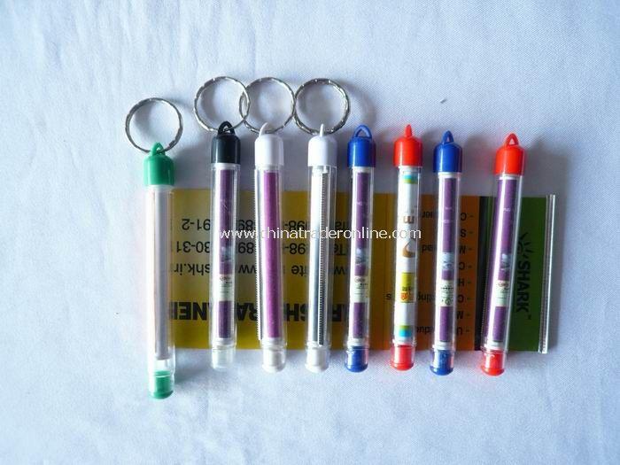 Keychain Banner Pen