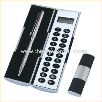Magic Box Calculator One Pen Included