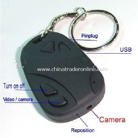 1280x960 30fps Remote control camera dvr