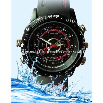 diving watch camera dvr