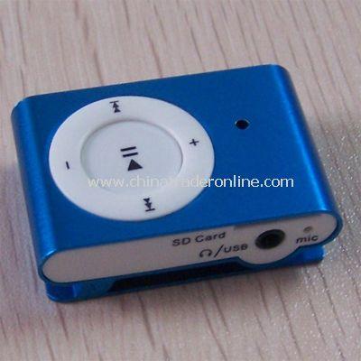 mp3 player and mini DVR camera