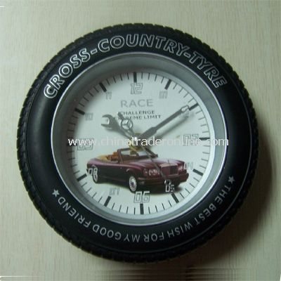 car wheel clock camera dvr with remote control