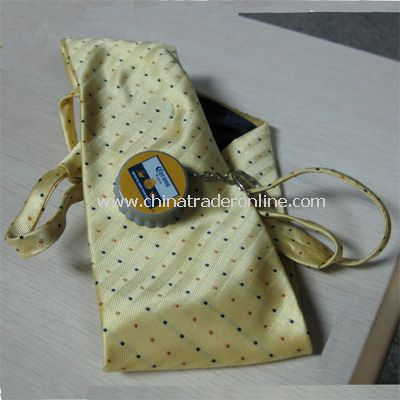 necktie camera dvr with remote control