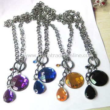 Fashion Necklace from China