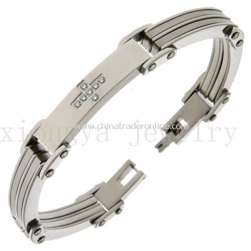 Stainless Steel Bracelets from China