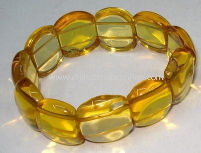 Citrine Quartz Bracelet