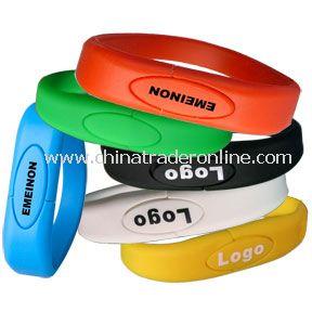 Promotional Bracelet USB Flash Disk