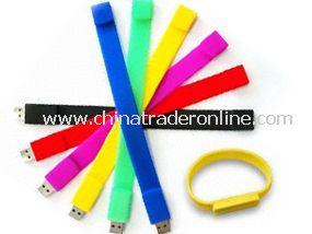Promotional Bracelet USB Flash Drive