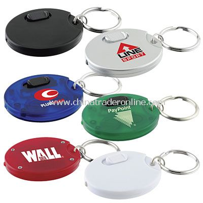Round Pocket LED Keylight