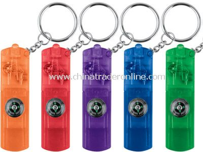 Whistle LED Keylight Plus Compass