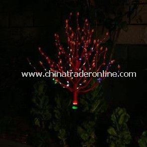 Solar Tree Light, Solar Decorative Light, Solar Art Light, Solar Sculpture Light