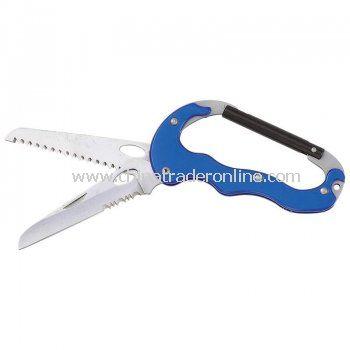 Keychain Knife - Maxabiner Keyring