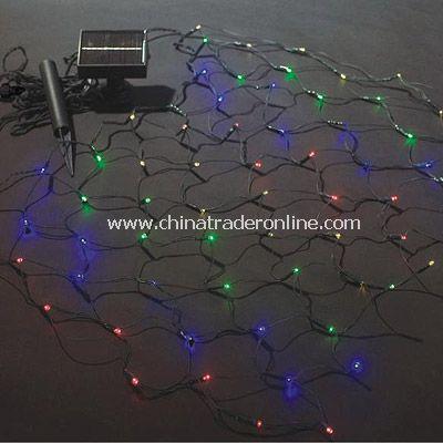 Solar Net Light