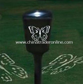 Solar Shadow Light, Solar Decorative Light