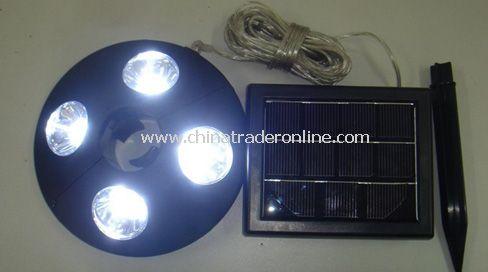 Rechargeable Umbrella Light - 4 light, Bronze - ShopWiki