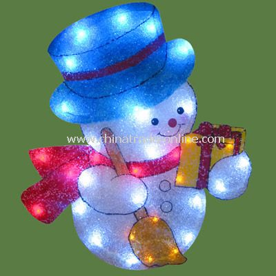 Xmas Solar EVA Light