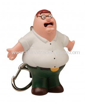 Family Guy - Peter Keychain & Keyring