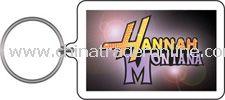 Hannah Montana Logo Keychain & Keyring
