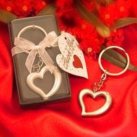Heart Keychain & Keyring - Love