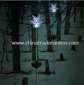 Solar Art Light, Solar Sculpture Light, Solar Decorative Light