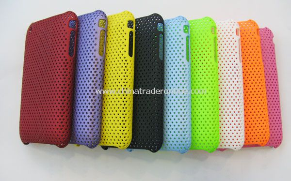 Breathe Fresh Air Soft Case for iPhone 3G