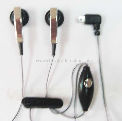 Cell Phone Headset & Earphone