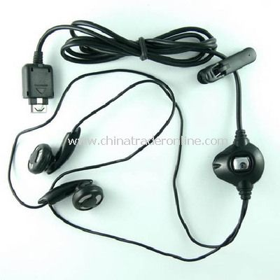 Mobile Phone Headsets (LG-KG800)