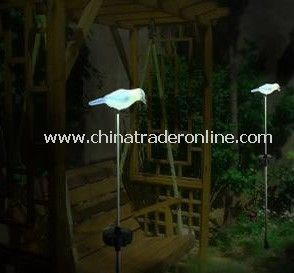 Solar Sculpture Light from China
