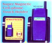 Super Magnetic Cell-Phone Touch Holder