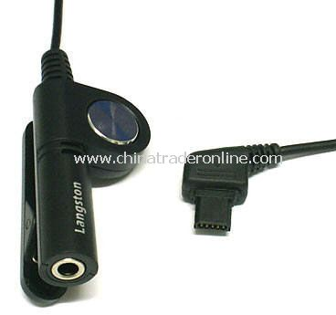 Mobile Phone Audio Adapter for Samsung D500