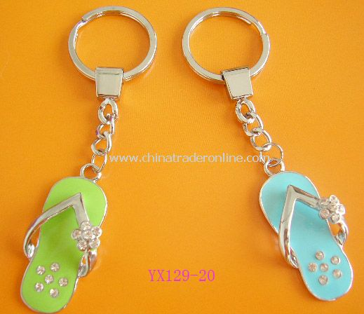 Slipper Key Chain