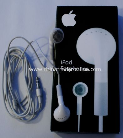 New iPod Earphone & Accessories