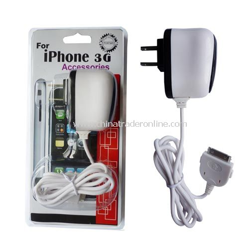 Travel Charger for iPhone 3G/3GS