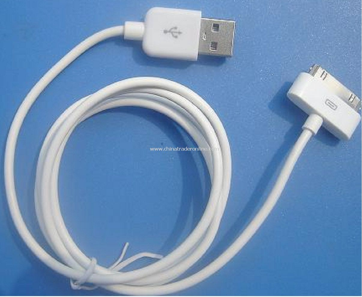 USB Cable for iPhone (Small Connector)