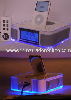 Docking Station Speakers for iPod