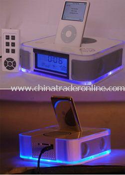 Docking Station Speakers for iPod