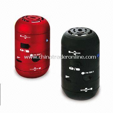Hi-Fi Portable Speaker System