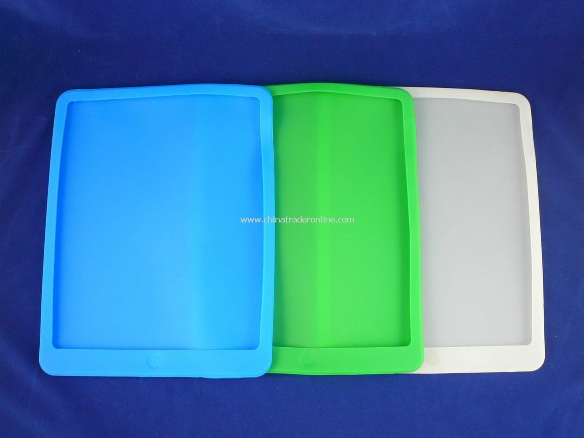 Silicone Case for iPad from China
