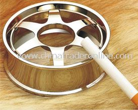 Steel Ring Style Ashtray from China