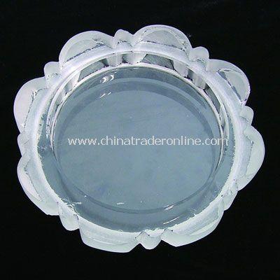 Top Grade Crystal Ashtray from China